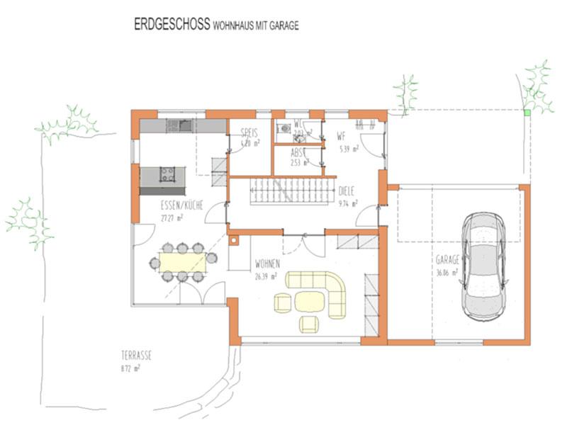 Einfamilienhaus mit GarageBild4-Referenzen-Redling-Stockach