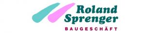 Roland Sprenger - Logo-Überuns - Redling Wohnbau-Stockkach